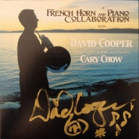 CD:デヴィッドクーパー「FrenchHorn And Piano Collaboration」